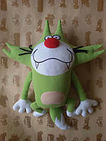 Мягкая игрушка Джек из мультфильма Огги и Кукарачи