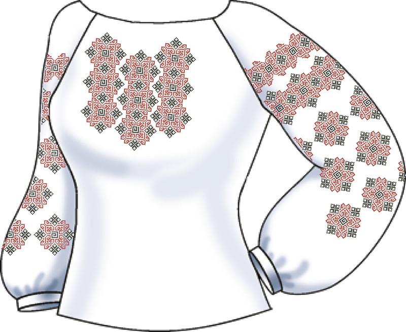 СВЖ-63. Заготовка Жіноча сорочка 0a985ce9a6b9b