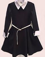 Очень красивое детское платье для школы 57-36