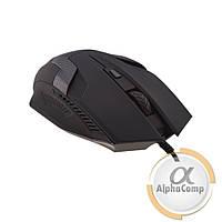 Мышь USB LogicFox LF-GM 051 Black