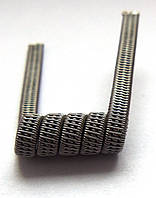 Three Staggered Clapton Coil