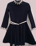 Оригинальное детское платье для школы 57-31