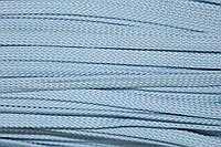 Шнур плоский 8мм (100м) голубой , фото 1