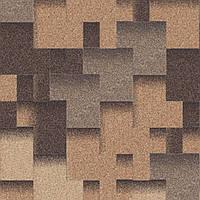Битумная черепица Акваизол коллекция «Акцент» Персия (коричневый + антик + антик светлый)