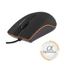 Мышь USB LogicFox LF-MS 015 Black\Orange