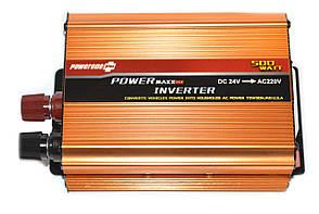 Преобразователь POWERONE 24V-220V 500W