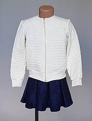 Пиджак-кофта на замке