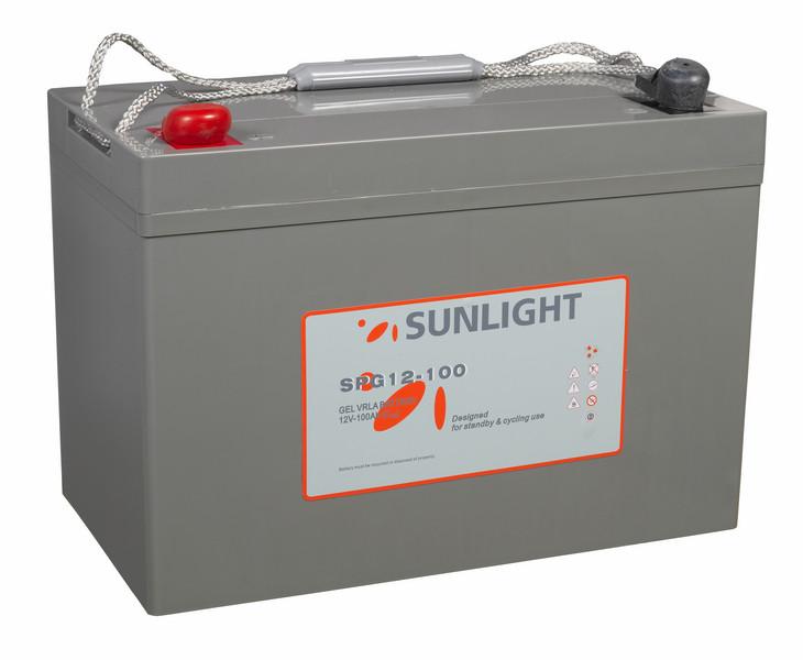 Аккумуляторная батарея SUNLIGHT SPg 12-100
