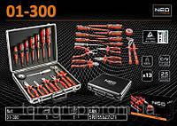Набор электрика - монтажника 1000 В, 13 шт.,  NEO 01-300