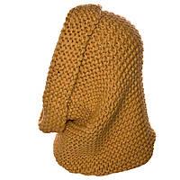 Шарф-хомут H15010 желтый