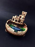 Пепельница Башня