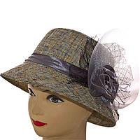 Шляпа CH16006 серый