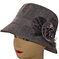 Шляпа CH16008 серый
