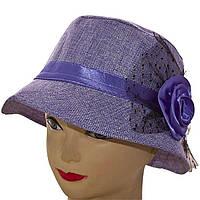 Шляпа CH16008 сиреневый