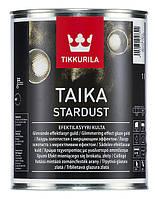 Водоразбавляемая лазурь TIKKURILA TAIKA STARDUST, серебристая, 1л