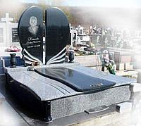Памятник двойной с фото