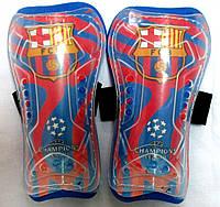 Футбольные щитки детские (мини) ФК Барселона