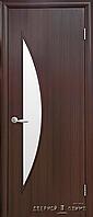 Двери Луна венге 3D