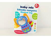 """Детская музыкальная игрушка Baby Mix """"Слоник"""" (0680)"""