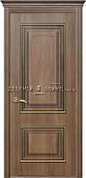 Двери Вилла премиум золотая ольха ПГ
