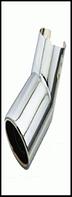 Насадка на глушитель НГ-0034 Mercedes-Benz W163