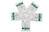 Перчатки латексные стерильные смотровые опудренные MEDICARE, размеры S,M,L