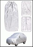 """Тент автом. """"ЭКОНОМ"""" L Polyester/серый/475х162.5х117.5 к.з/м.в.дв"""