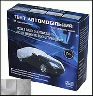 Тент автом. CC11105  M/Polyester/серый/432х165х119