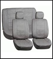 Набор чехлов  AG-24535/4 серый (Toyota)