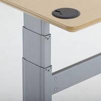 501-29-7S 084: Эргономичный офисный стол Conset для работы стоя-сидя с электроприводом (для высоких людей)