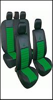 Набор чехлов MILEX/Tango AG-24016/33 полн к-т/2пер+2задн+5подг+опл/зелёный