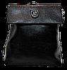 Ультра модный рюкзак из экокожи черного цвета YYK-005356