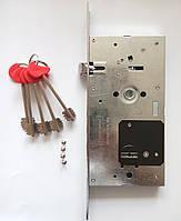 Замок врезной Fuaro V25/S-60.85.3R16 5 ключей (Китай)