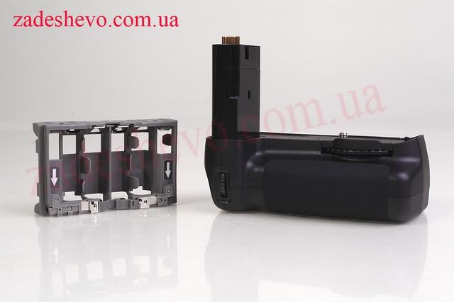 Батарейная ручка для Nikon d80 d90 MB-D80 Premium Meike