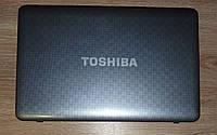 Корпус Toshiba L755D (крышка матрицы) для ноутбука Б/У!!! ORIGINAL