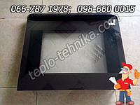 Дверцы духовки импортной плиты размером 591х465 мм , фото 1