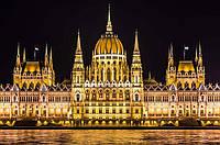 """Картина """"Парламент Будапешта"""""""