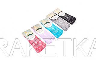 Носки с пальцами для йоги и танцев