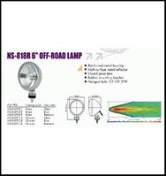 """Фары доп. NS-818 R-C-C H3/12V/55W/D=155mm(6"""")"""