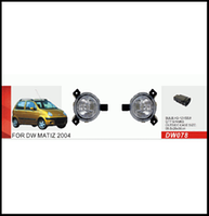 Фары доп.модель Daewoo/Matiz/2004/DW-078W