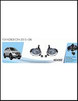 Фары доп.модель Honda CRV/2010-/HD-456E-W/эл.проводка