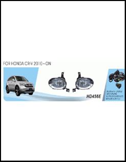 """Фары доп.модель Honda CRV/2010-/HD-456E-W/эл.проводка - Компания """"DEYAN"""" в Днепре"""