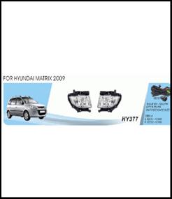 """Фары доп.модель Hyundai Matrix/2009/HY-377/эл.проводка - Компания """"DEYAN"""" в Днепре"""