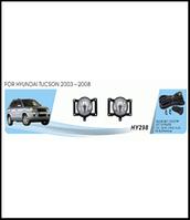 Фары доп.модель Hyundai Tucson/2003-08/HY-298