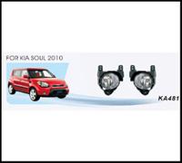 Фары доп.модель KIA Soul/2010-11/KA-481W