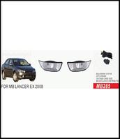 Фары доп.модель Mitsubishi Lancer 2007/MB-285/эл.проводка