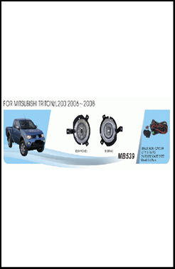 "Фары доп.модель Mitsubishi Triton/L200 2006-08/MB-539B-W/эл.проводка - Компания ""DEYAN"" в Днепре"