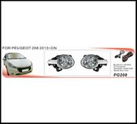 Фары доп.модель Peugeot 208/PG-208W