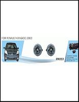 Фары доп.модель Renault Kengoo 2003/RN-053W/эл.проводка