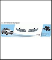 Фары доп.модель Toyota Corolla 2001/TY-400/эл.проводка
